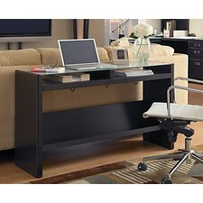<strong>kathy ireland Office by Bush</strong> NEW YORK SKYLINE Laptop Console Table