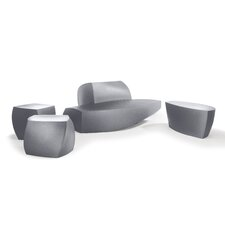 Frank Gehry 4 Piece Bench Seating Group