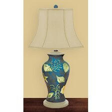 <strong>JB Hirsch Home Decor</strong> Shells in The Sea Table Lamp