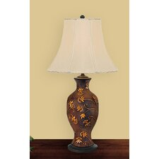 <strong>JB Hirsch Home Decor</strong> Flowervine Table Lamp