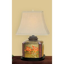 <strong>JB Hirsch Home Decor</strong> Metalic Table Lamp