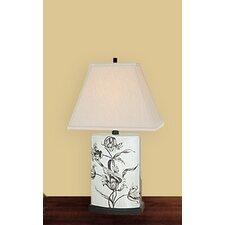 <strong>JB Hirsch Home Decor</strong> Carefree Accent Table Lamp
