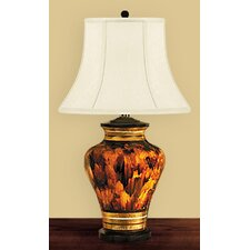 Autumn Abstract Table Lamp