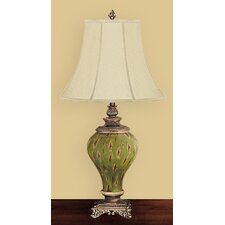 <strong>JB Hirsch Home Decor</strong> Oakheaven Palace Porcelain Table Lamp