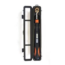 "0.5"" Drive Digital Torque Wrench with Case"