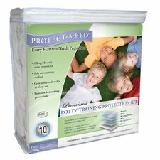 Premium Potty Training Protection Kit