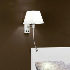 Sonja 2 Light Wall Lamp with Reading Light