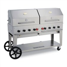 "<strong>Crown Verity</strong> 60"" Grill Natural Gas"