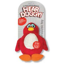 <strong>Hear Doggy</strong> Plush Dog Toy Penguin