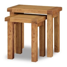 Luzon 2 Piece Nest of Tables