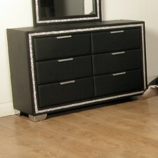 Jolo 6 Drawer Chest