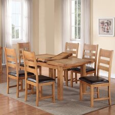 Luzon 6 Piece Dining Set