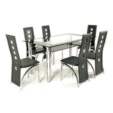 <strong>Elements</strong> Lyon 7 Piece Dining Set