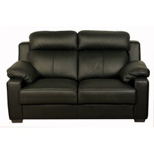 Nottingham Faux Leather 2 Seater Sofa