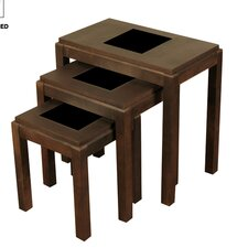 Saxony 3 Piece Nest of Tables
