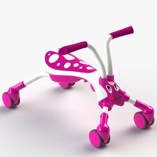 Scramblebug 4 Wheel Push/Scoot Ride-On