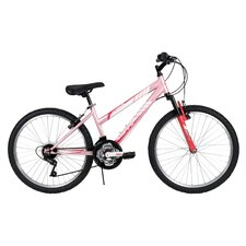 "Girl's 24"" Alpine All Terrain Mountain Bike"
