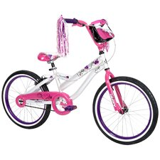 "Girl's 20"" Jazzmin BMX Bike with Fashion Bag"