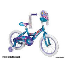 "Disney Girl's 16"" The Little Mermaid Road Bike"