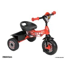 <strong>Huffy</strong> Disney Cars Lights and Sounds Folding Tricycle