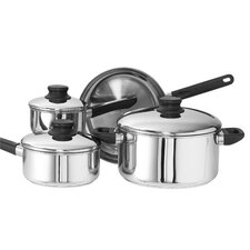 Kitchen Basics 7-Piece Cookware Set