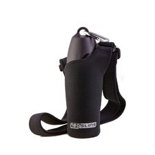 Neosling Adjustable Bottle Holder in Jet Black
