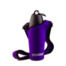 Neosling Adjustable Bottle Holder in Violet