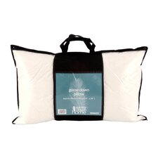 Home Range Goose Feather and Down Pillow II
