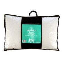 Home Range Goose Feather and Down Pillow