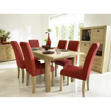 Cubistic 7 Piece Dining Set