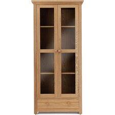 Portland 2 Door Glass Display Cabinet