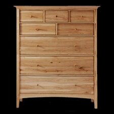 Hudson Bedroom 8 Drawer Chest