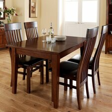 New York 5 Piece Dining Set