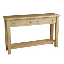 <strong>Elements</strong> Luna 2 Drawer Console Table
