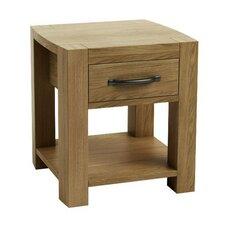 Goliath 1 Drawer Bedside Table