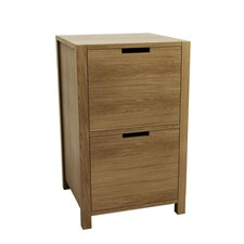 <strong>Elements</strong> Simplicity Filing Cabinet in Oiled