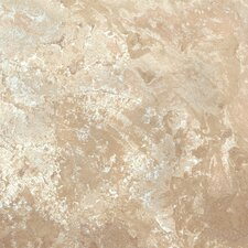 "DuraCeramic Sandalstone 15.63"" x 15.63"" Vinyl Tile in Golden Stone"