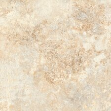 "DuraCeramic Rapolano 15.63"" x 15.63"" Vinyl Tile in Shoreline Mist"