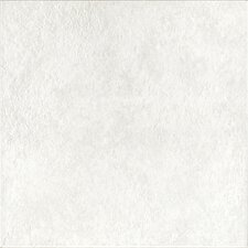 "DuraCeramic Heirloom 15.63"" x 15.63"" Vinyl Tile in White"