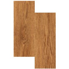 "Endurance 6"" x 36"" Vinyl Plank in Golden Oak"
