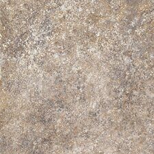 """Ovations Stone Ford  14"""" x 14"""" Vinyl Tile in Stone Greige"""