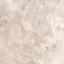 "Ovations Alabaster 14"" x 14"" Vinyl Tile in Classic Bisque"