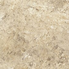 "DuraCeramic Renaissance 15.63"" x 15.63"" Vinyl Tile in Totally Tan"