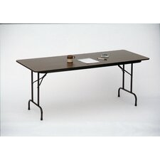 "<strong>Correll, Inc.</strong> Small High Pressure Folding Tables with 5/8"" Core"