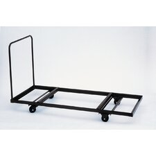 Rectangular Flat Stacking Table Dolly