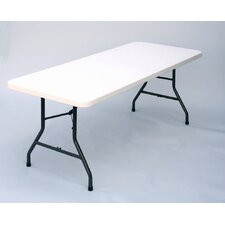 <strong>Correll, Inc.</strong> Fold in Half Plastic Folding Table