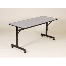 <strong>Correll, Inc.</strong> Econoline Melamine Flip Top Table