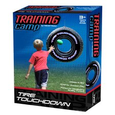 Training Camp Tire Touchdown Set
