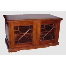 Victorian Glazed TV Stand