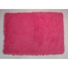 Hot Pink Kids Rug